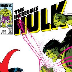 Incredible Hulk Vol 1 299