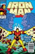 Iron Man Vol 1 273