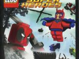 LEGO Marvel Super Heroes Vol 1 1