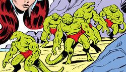 Lizard Men of Tok from Marvel Two-In-One Vol 1 87 001.jpg