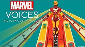 MARVEL'S VOICES INDIGENOUS VOICES 1 Trailer Marvel Comics