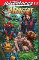 Marvel Adventures The Avengers Vol 1 33