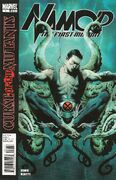 Namor The First Mutant Vol 1 1