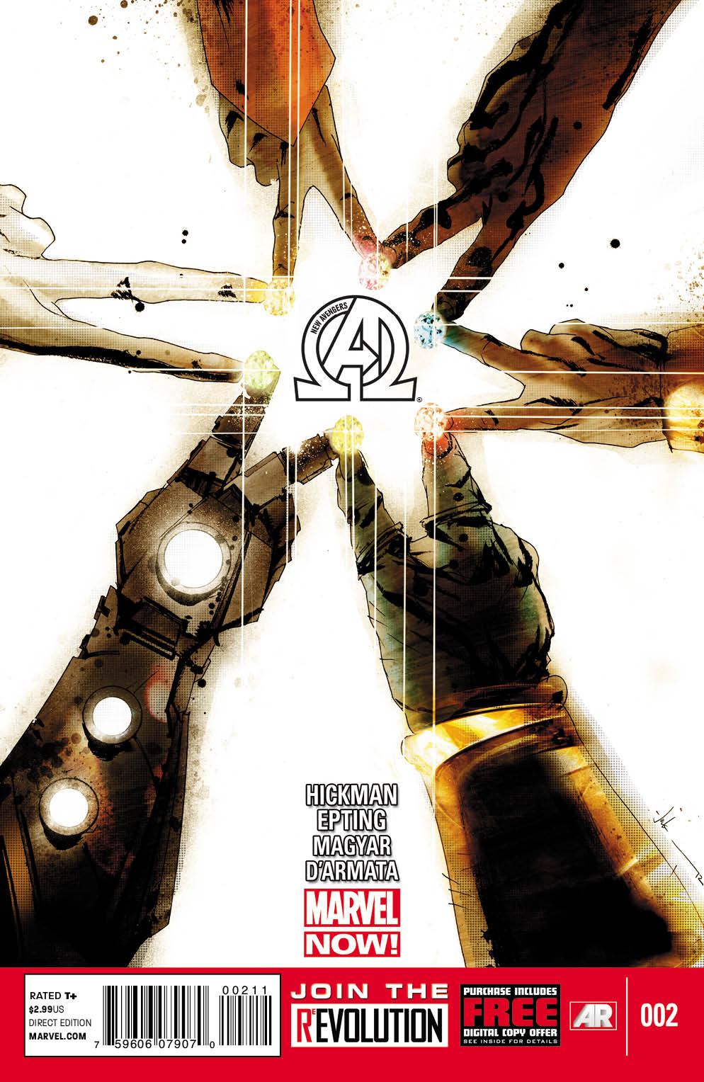 New Avengers Vol 3 2