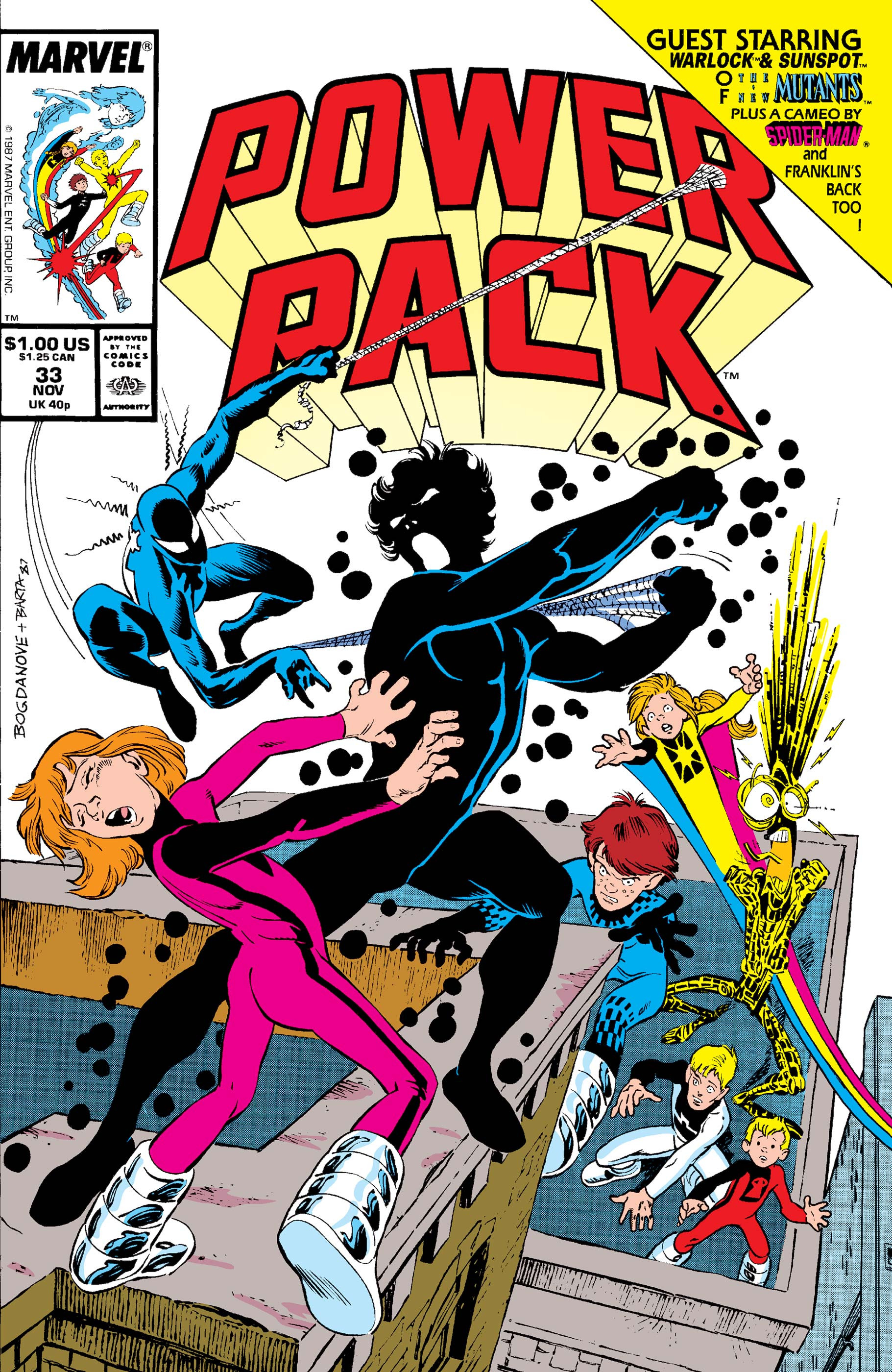 Power Pack Vol 1 33