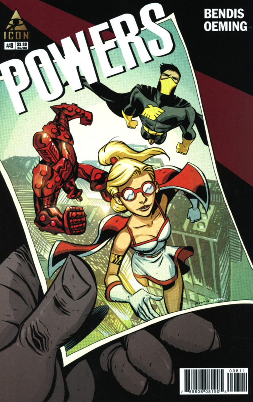 Powers Vol 3 8