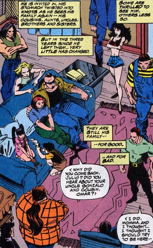 Richter Family (Earth-616)