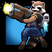 Rocket Raccoon (Earth-TRN562) from Marvel Avengers Academy 005