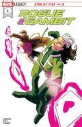 Rogue & Gambit Vol 1 1