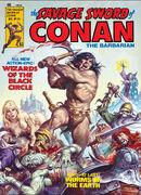 Savage Sword of Conan Vol 1 16