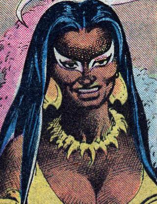 Sheeas (Earth-616)