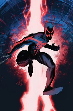 Spider-Man 2099 Vol 4 1 Textless.jpg