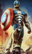 Steven Rogers (Earth-TRN634) from Marvel Contest of Champions 003