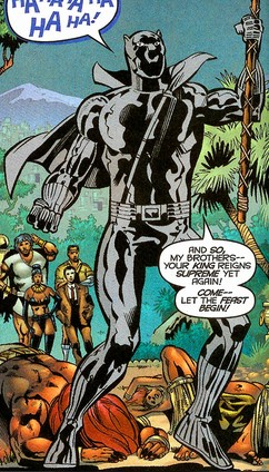 T'Challa (Earth-1145)