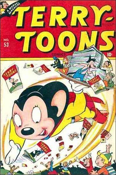 Terry-Toons Comics Vol 1 53