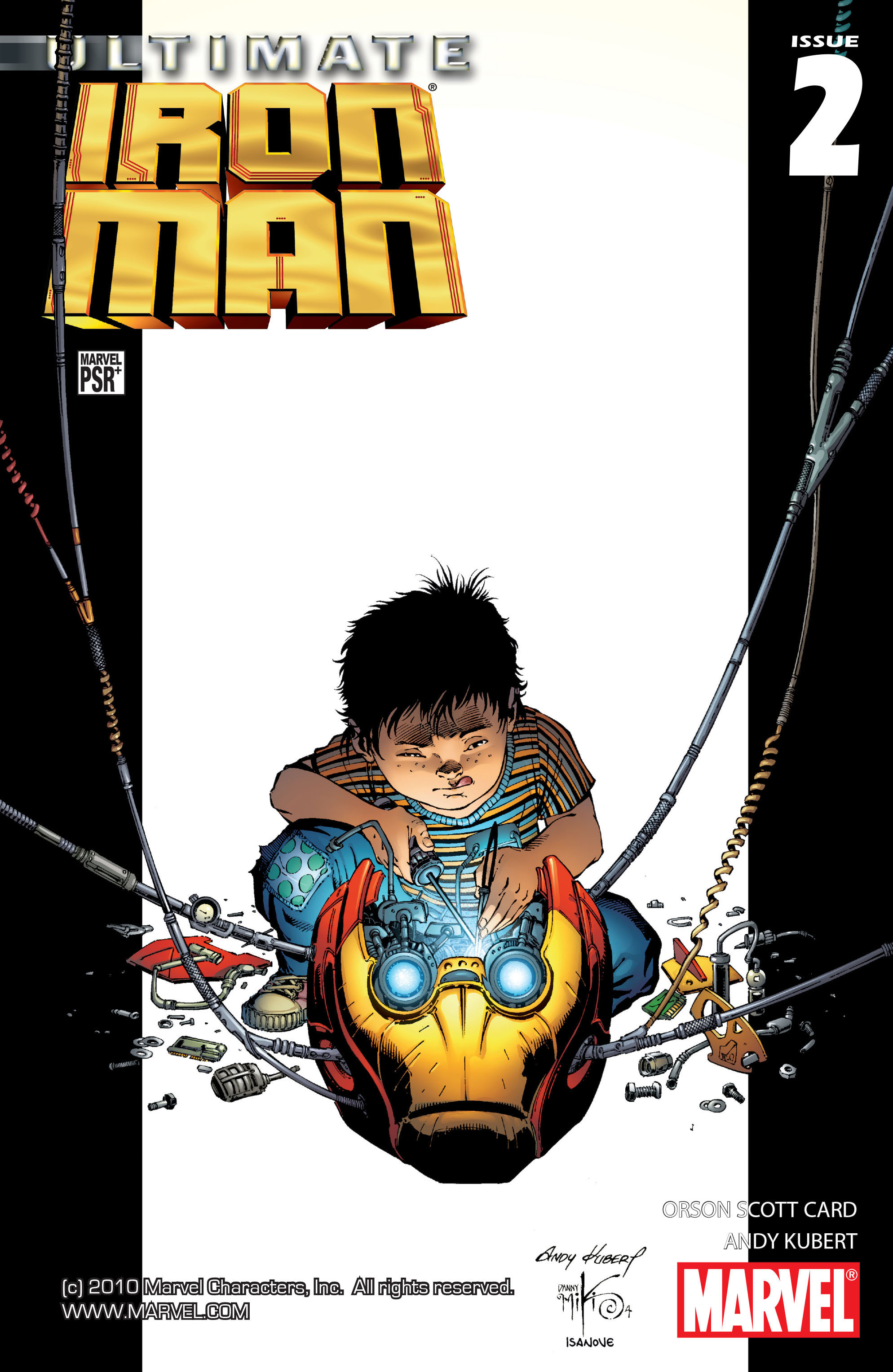 Ultimate Iron Man Vol 1 2
