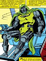 Victor von Doom (Earth-8912)