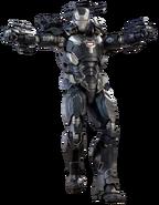 War Machine Armor Mark IV