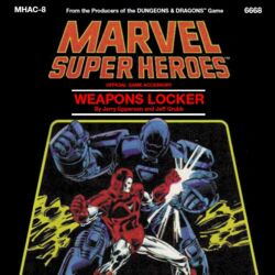Weapons Locker Vol 1 1