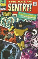 Age of the Sentry TPB Vol 1 1