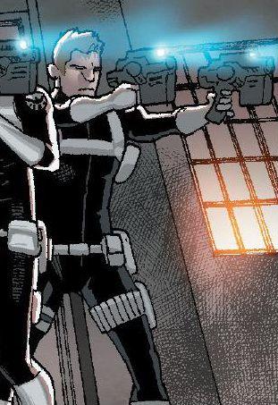 Agent Kellam (Earth-616)