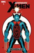 Astonishing X-Men TPB Vol 3 11 Weaponized
