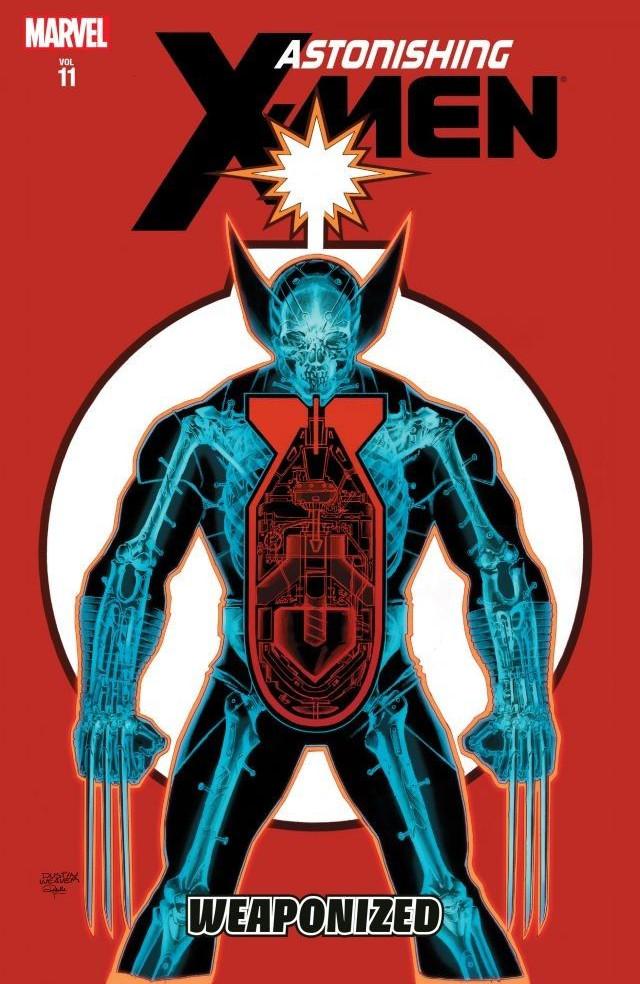Astonishing X-Men TPB Vol 3 11: Weaponized