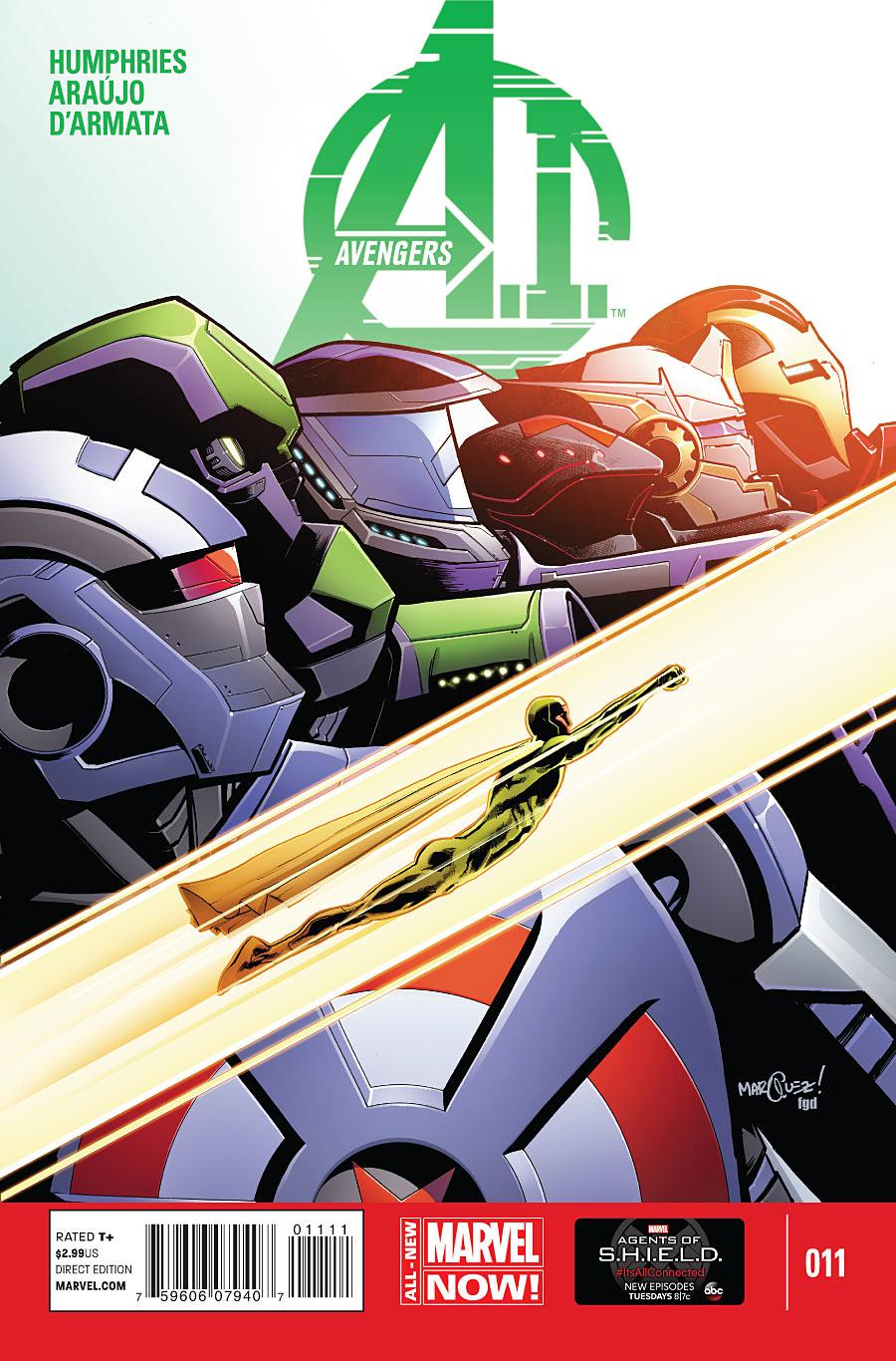 Avengers A.I. Vol 1 11