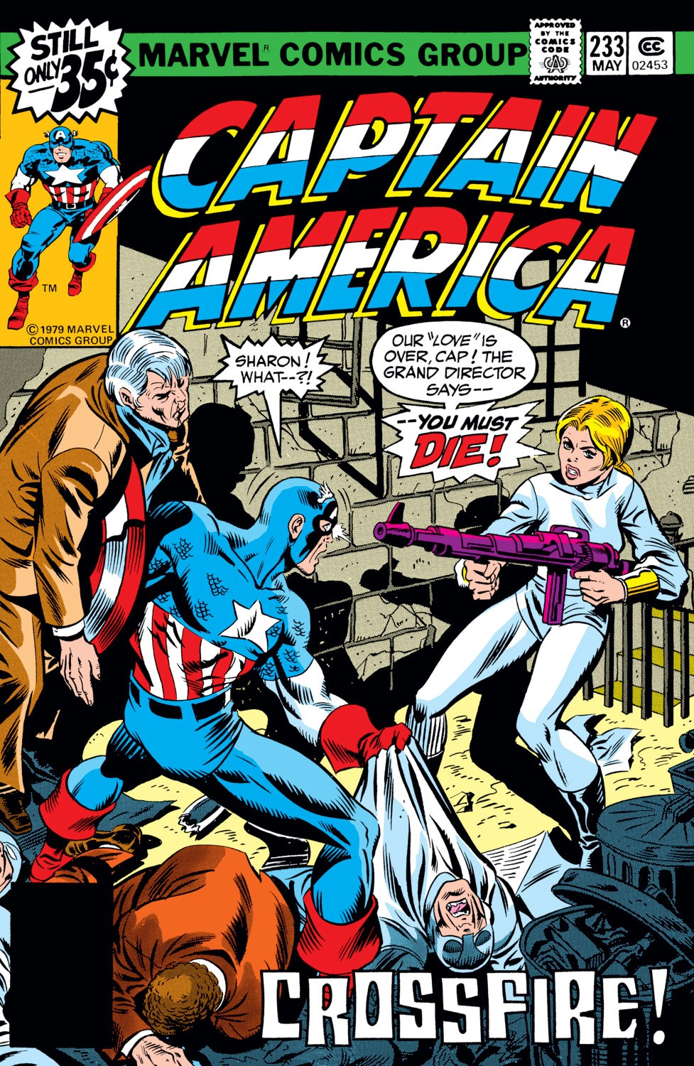 Captain America Vol 1 233