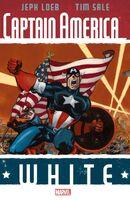 Captain America White TPB Vol 1 1