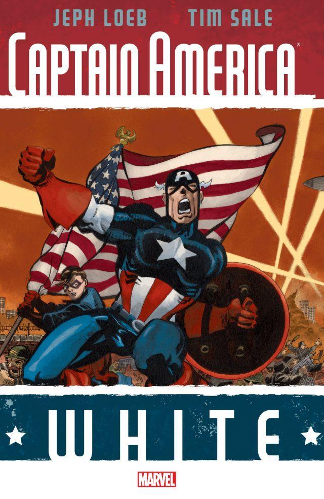 Captain America: White TPB Vol 1 1