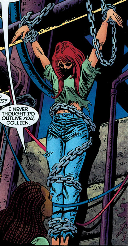 Colleen Wing (Earth-295)