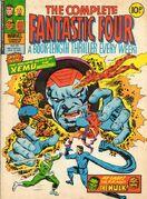 Complete Fantastic Four Vol 1 25