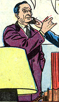 Congressman Rogers (Impostor) (Earth-616)