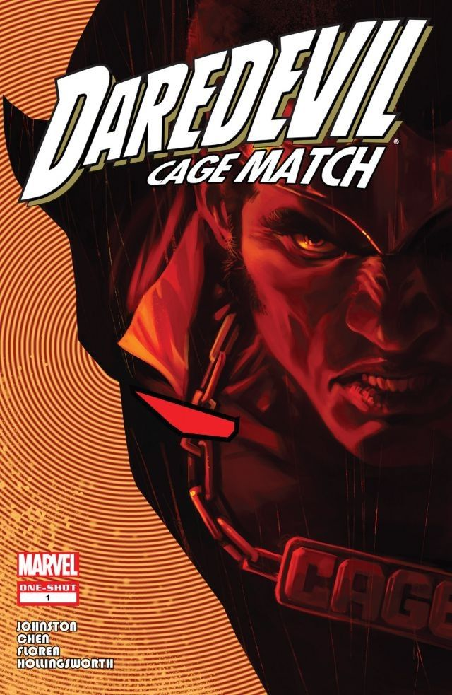 Daredevil: Cage Match Vol 1 1