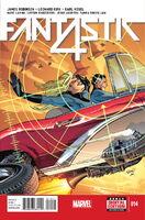 Fantastic Four Vol 5 14