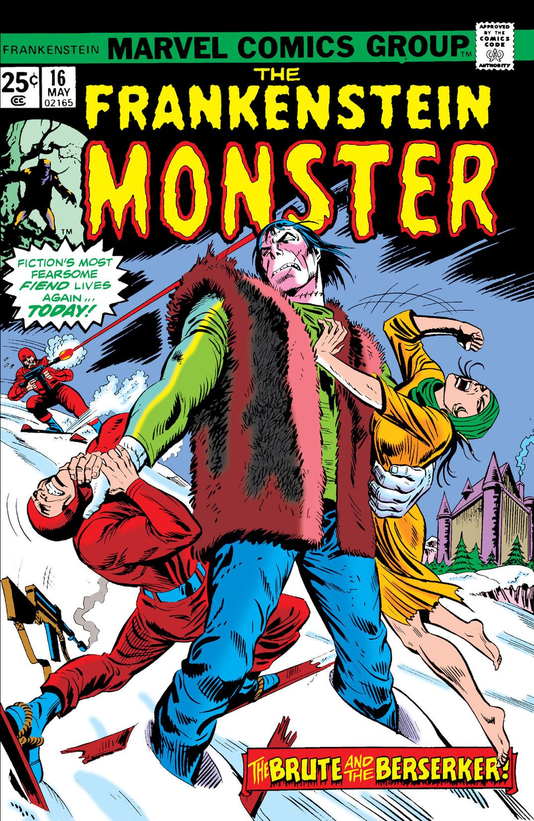 Frankenstein Vol 1 16
