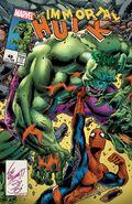 Immortal Hulk Vol 1 49 Homage Variant
