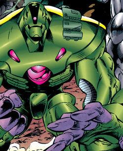 Infinites (Earth-295) X-Men Alpha Vol 1 1.jpg