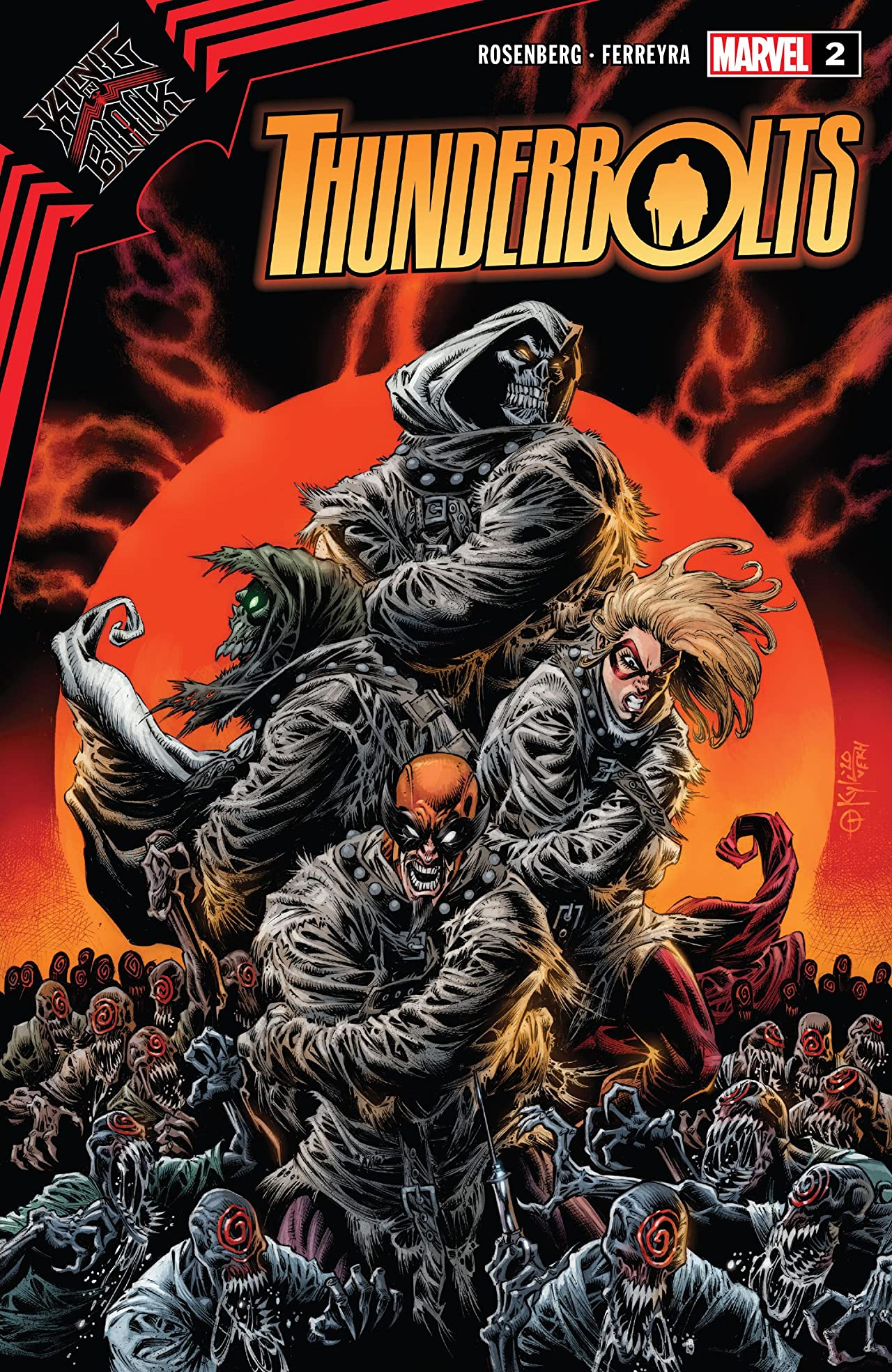 King in Black: Thunderbolts Vol 1 2