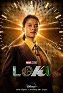 Loki (TV series) poster ita 005