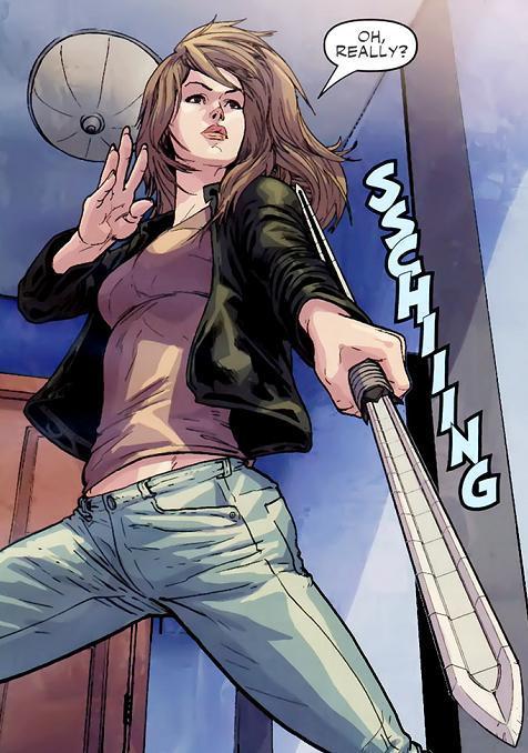 Lynn Richards (Earth-616)
