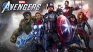 Marvel's Avengers (video game) box art 002