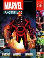 Marvel Fact Files Vol 1 58