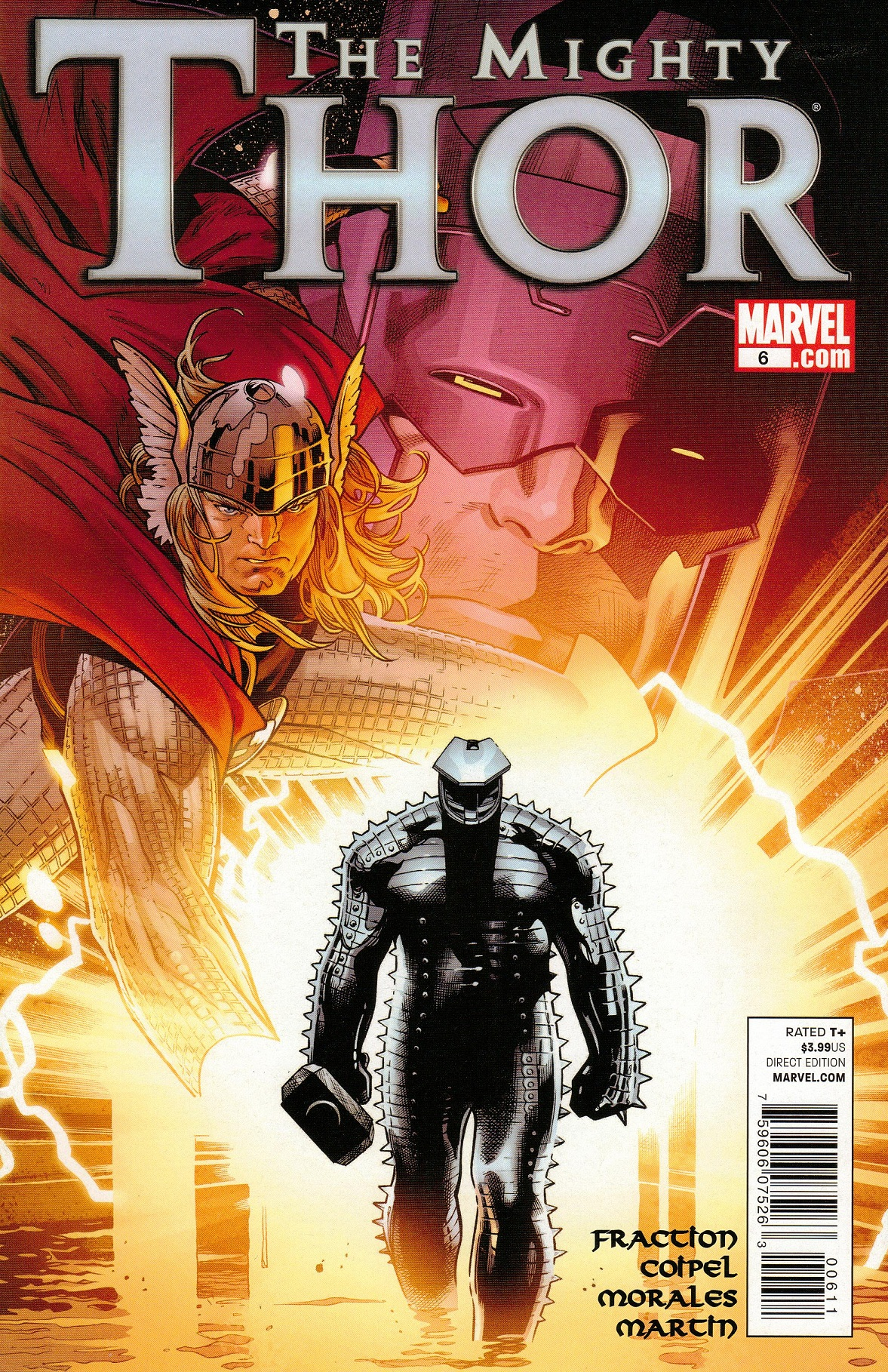 Mighty Thor Vol 2 6