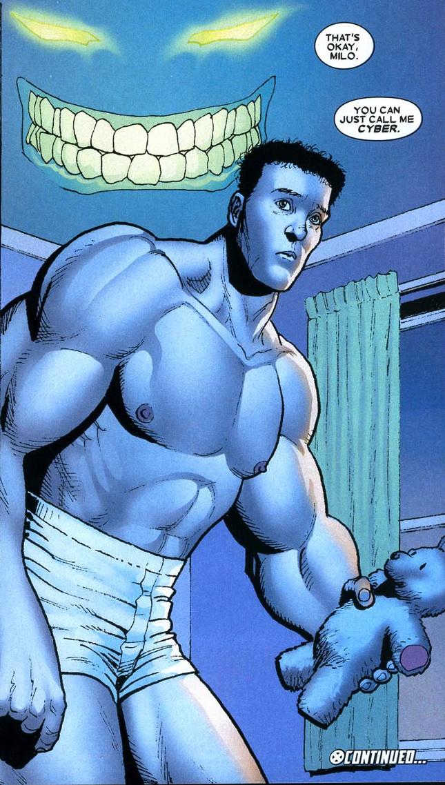 Milo Gunderson (Earth-616)