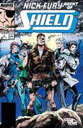 Nick Fury, Agent of S.H.I.E.L.D. Vol 3 1