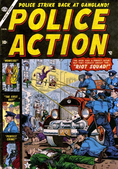 Police Action Vol 1
