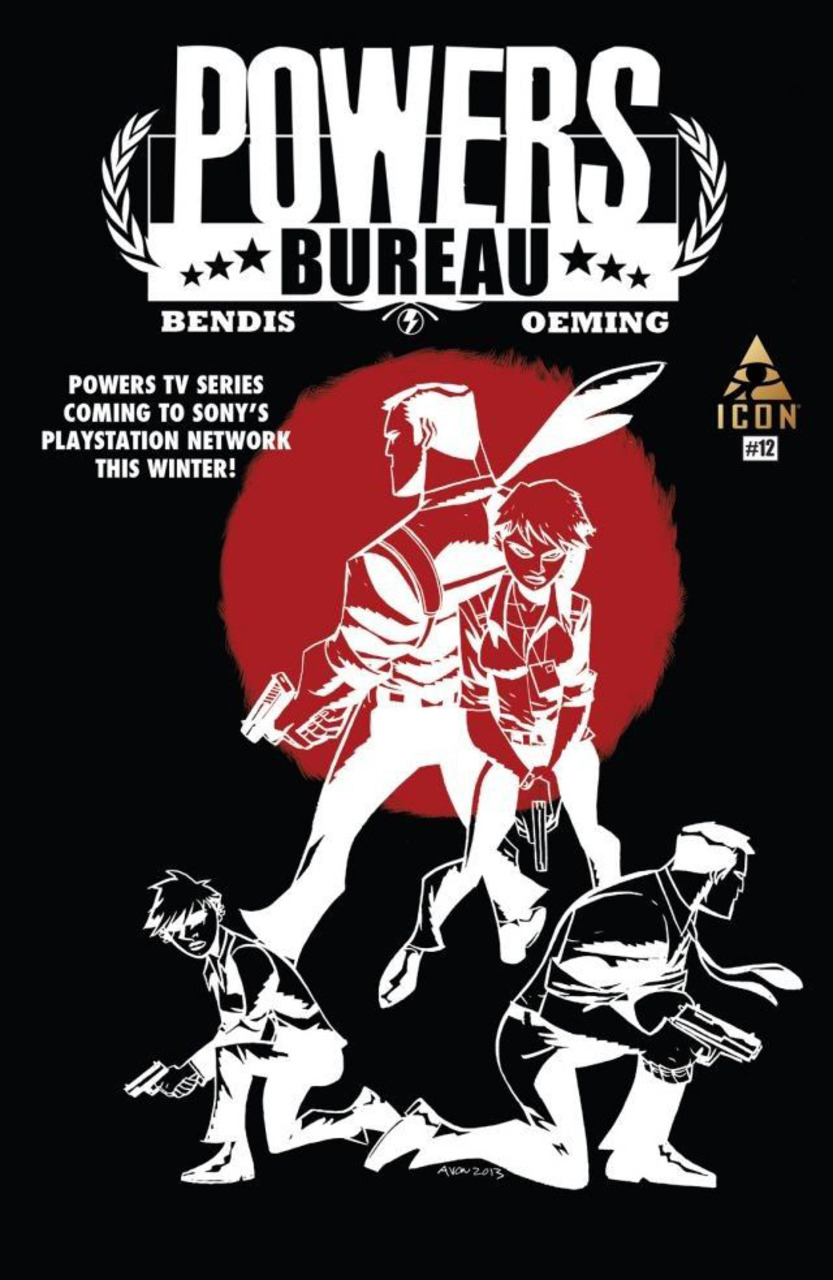 Powers: Bureau Vol 1 12