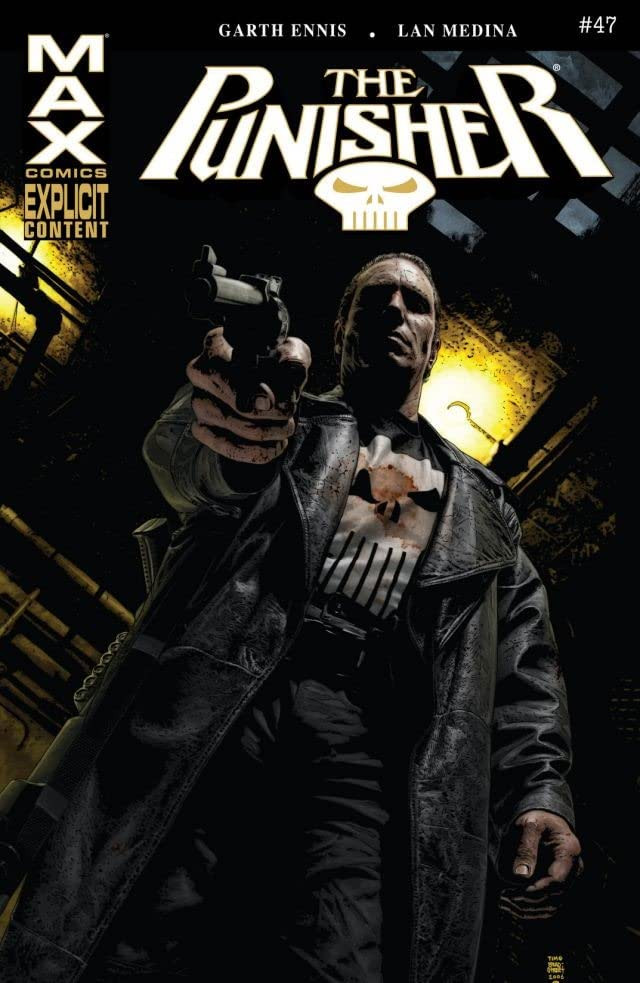 Punisher Vol 7 47